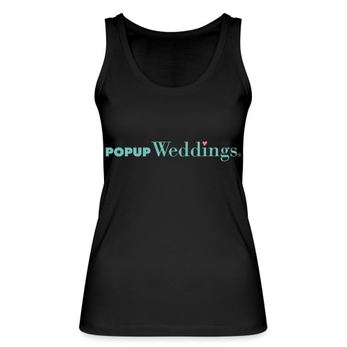 Popup Weddings - Women's Organic Tank Top by Stanley & Stella