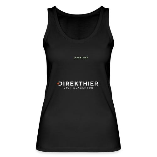 DIREKTHIER Logo - Frauen Bio Tank Top von Stanley & Stella