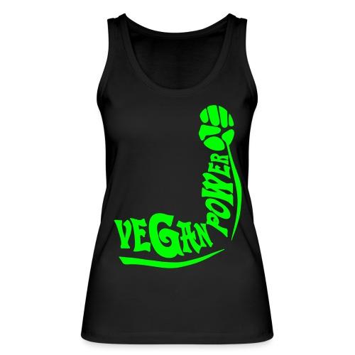 Vegan Power - Frauen Bio Tank Top von Stanley & Stella