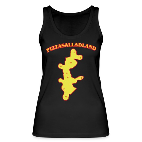 Pizzasalladland - Ekologisk tanktopp dam från Stanley & Stella