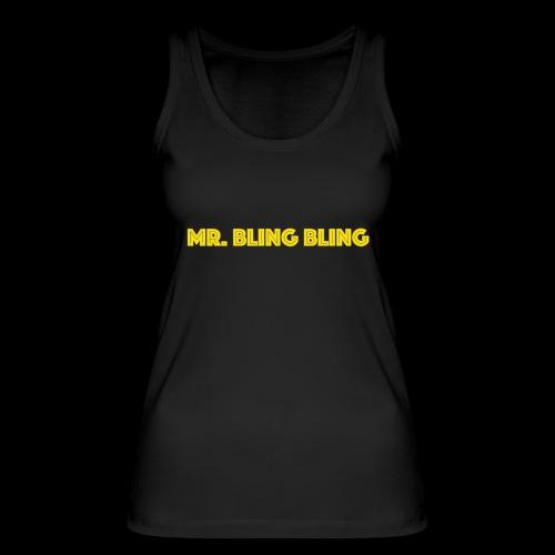 bling bling - Frauen Bio Tank Top von Stanley & Stella