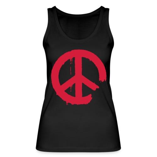 PEACE - Frauen Bio Tank Top von Stanley & Stella