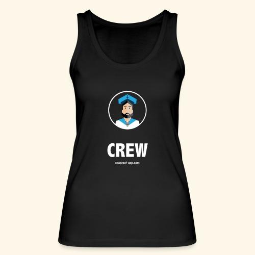 SeaProof Crew - Frauen Bio Tank Top von Stanley & Stella