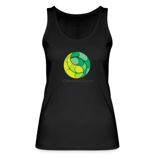 Cinewood Green - Women's Organic Tank Top by Stanley & Stella