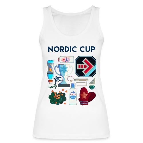 Nordic 2018 - Stanley & Stellan naisten luomutanktoppi