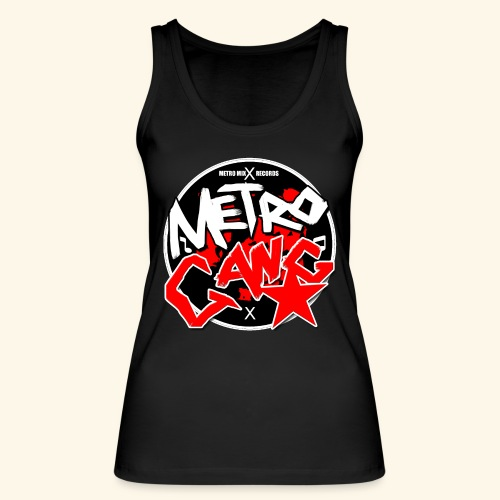 METRO GANG LIFESTYLE - Women's Organic Tank Top by Stanley & Stella