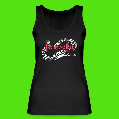 La Rocka black'n'pink tsp - Women's Organic Tank Top by Stanley & Stella
