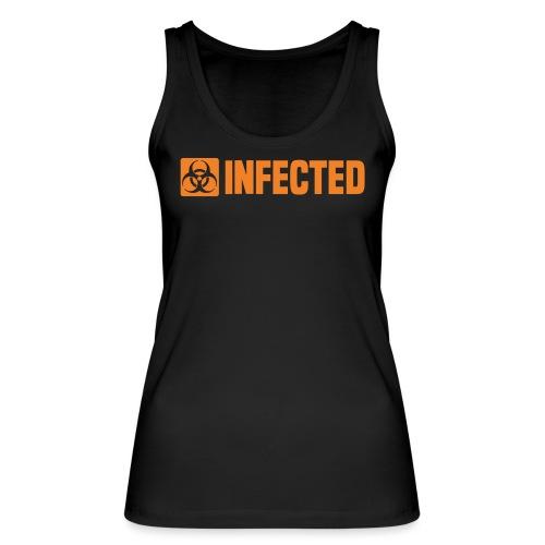 Infected Infiziert Biohazard - Frauen Bio Tank Top von Stanley & Stella