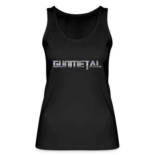 Gunmetal - Women's Organic Tank Top by Stanley & Stella