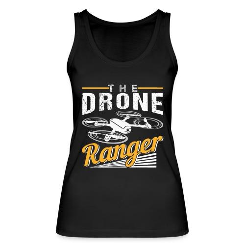 The Drone Ranger | Awesome Pilot - Frauen Bio Tank Top von Stanley & Stella