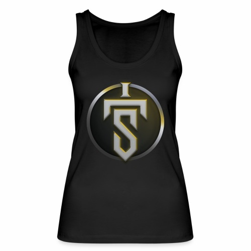 Circle Design - Women's Organic Tank Top by Stanley & Stella