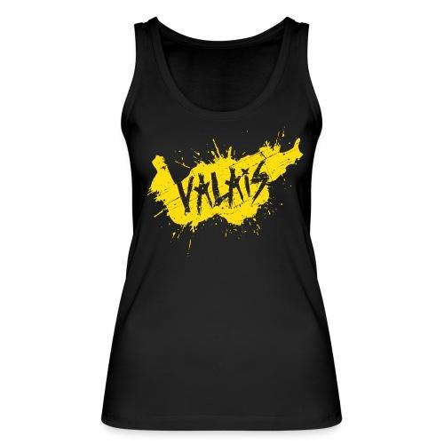VALAIS GRUNGY GELB - Frauen Bio Tank Top von Stanley & Stella