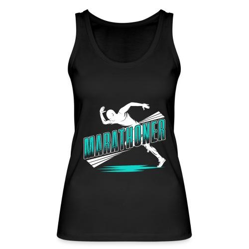 Marathoner - Frauen Bio Tank Top von Stanley & Stella