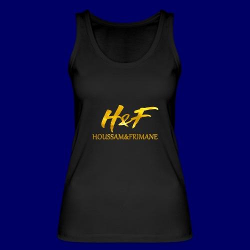 h f gold2 - Top ecologico da donna di Stanley & Stella