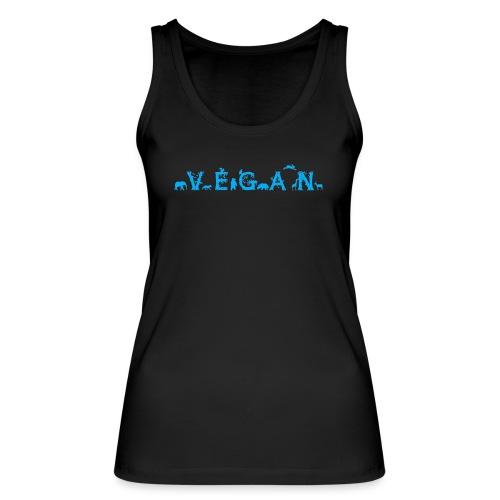 Vegan - Tiere - Frauen Bio Tank Top von Stanley & Stella