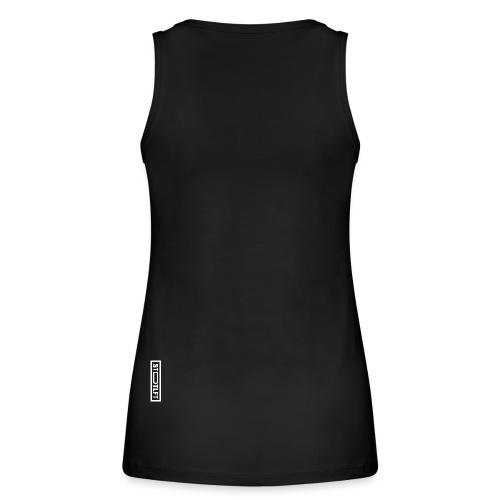 STDTLFT Black&White - Frauen Bio Tank Top von Stanley & Stella