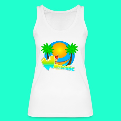 For The Summer - Women's Organic Tank Top by Stanley & Stella
