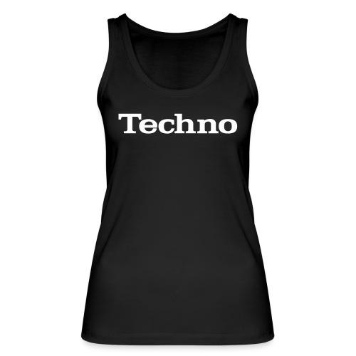 Classic techno - Women's Organic Tank Top by Stanley & Stella