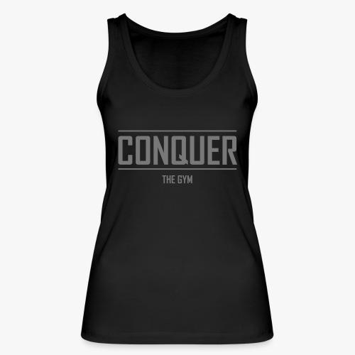 Erobere das Gymnasium....ähhh Fitnessstudio - Frauen Bio Tank Top von Stanley & Stella