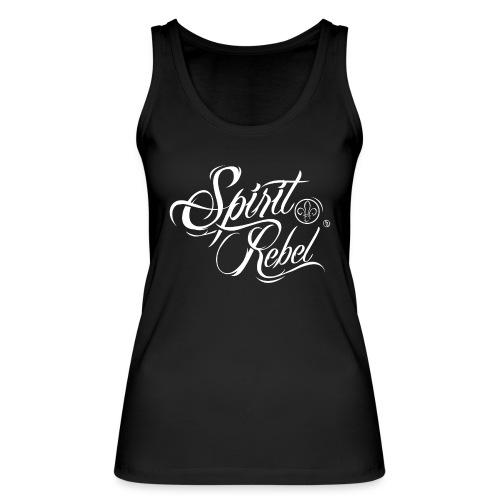 Spirit-Rebel® Classic Pascal Voggenhuber - Frauen Bio Tank Top von Stanley & Stella