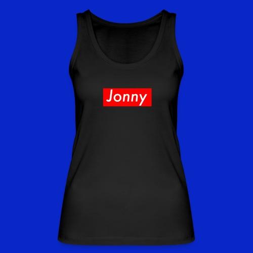 Jonny - Women's Organic Tank Top by Stanley & Stella