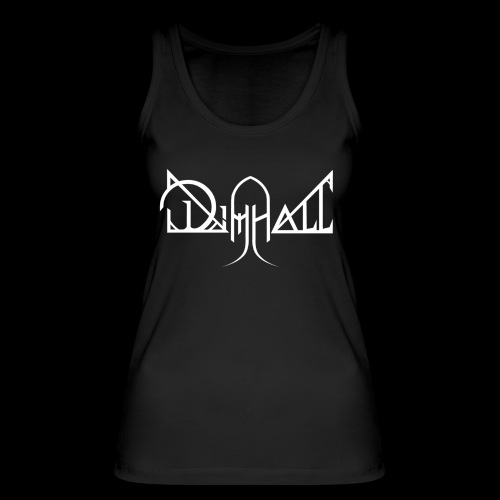 Dimhall White - Women's Organic Tank Top by Stanley & Stella