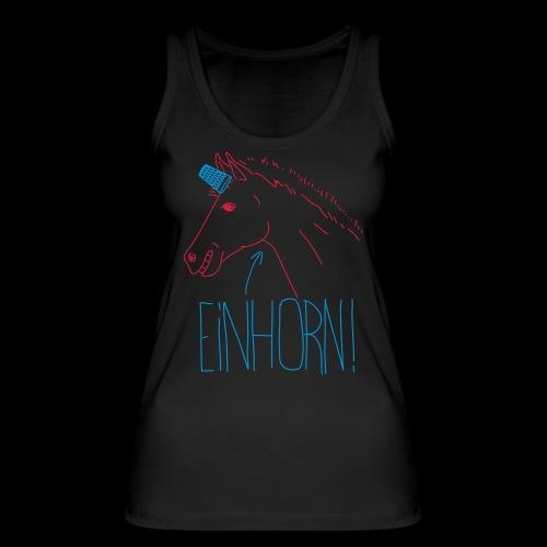 Einhorn - Frauen Bio Tank Top von Stanley & Stella