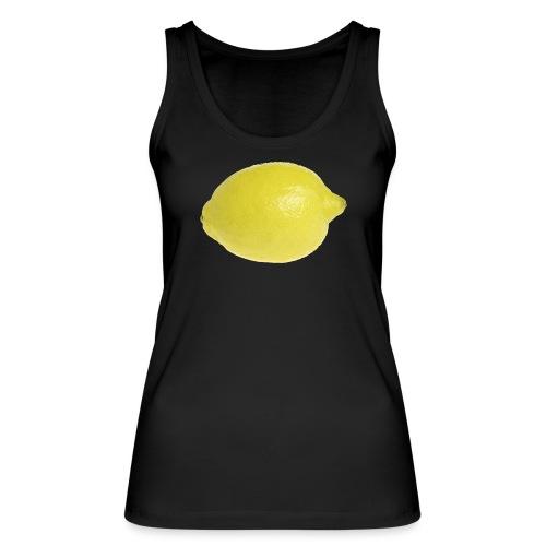 Zitrone - Frauen Bio Tank Top von Stanley & Stella