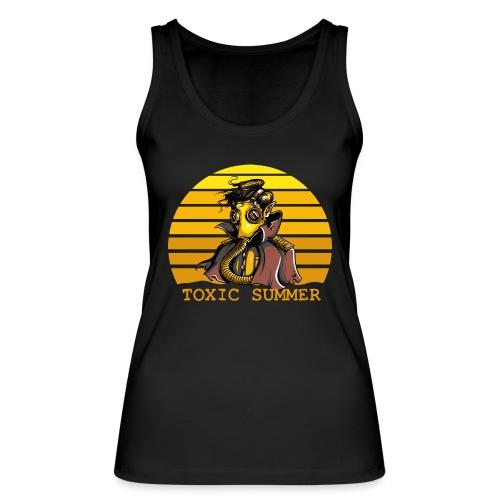 Toxic Summer - Camiseta de tirantes ecológica mujer de Stanley & Stella