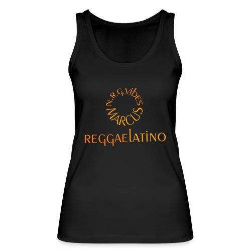 ReggaeLatino - Frauen Bio Tank Top von Stanley & Stella