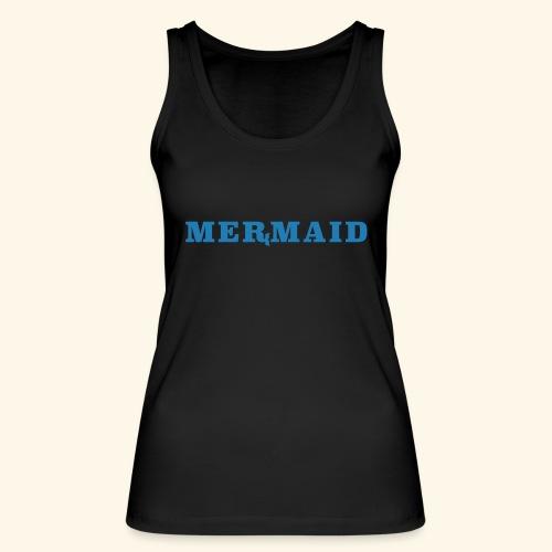 Mermaid logo - Ekologisk tanktopp dam från Stanley & Stella