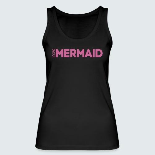 100%Mermaid - Frauen Bio Tank Top von Stanley & Stella