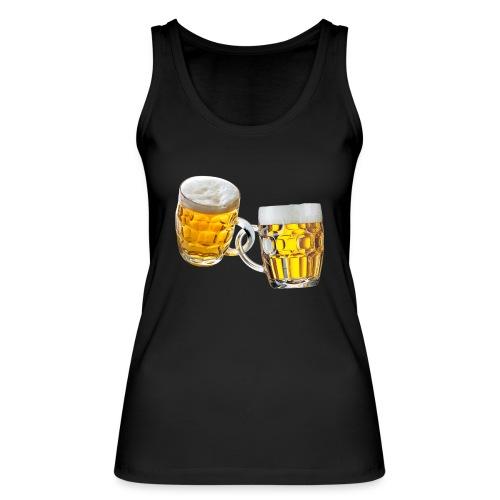 Boccali di birra - Top ecologico da donna di Stanley & Stella