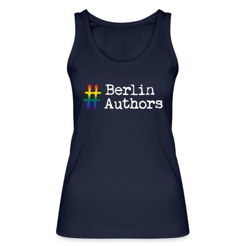 BerlinAuthors Logo Rainbow - Frauen Bio Tank Top von Stanley & Stella