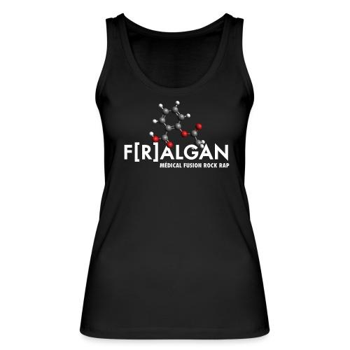 LOGO-F[R]ALGAN-HD2-transp - Débardeur bio Femme