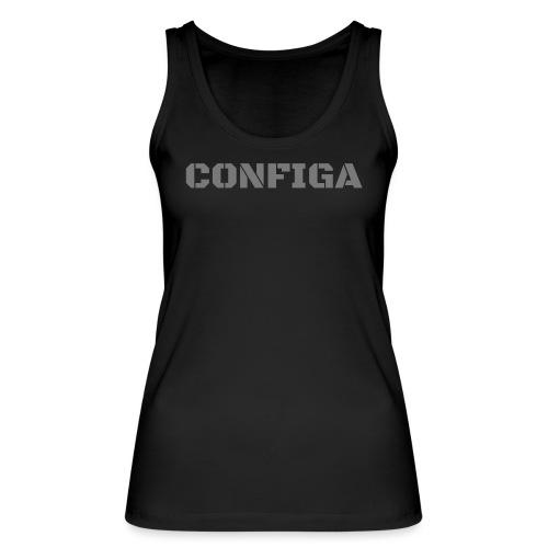 Configa Logo - Women's Organic Tank Top by Stanley & Stella