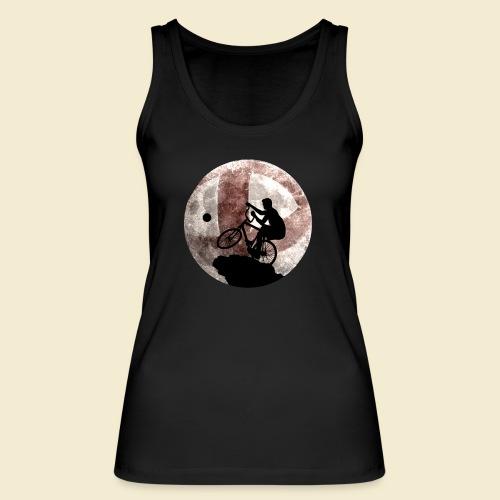 Radball | Cycle Ball Moon - Frauen Bio Tank Top von Stanley & Stella