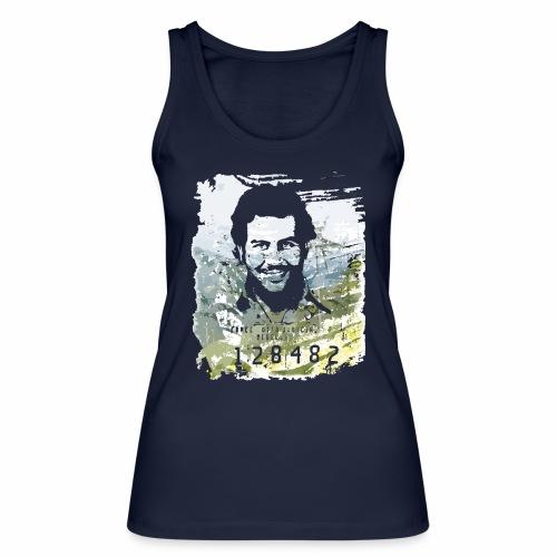 Pablo Escobar distressed - Frauen Bio Tank Top von Stanley & Stella