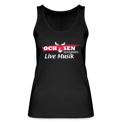 Shirt Ochsen Maulburg - Frauen Bio Tank Top von Stanley & Stella