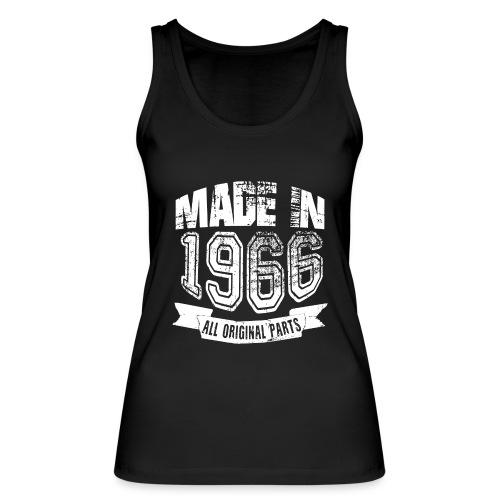 Made in 1966 - Camiseta de tirantes ecológica mujer de Stanley & Stella