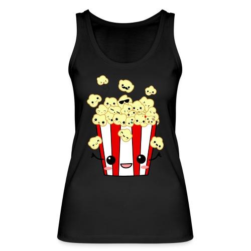 PopCorn - Camiseta de tirantes ecológica mujer de Stanley & Stella