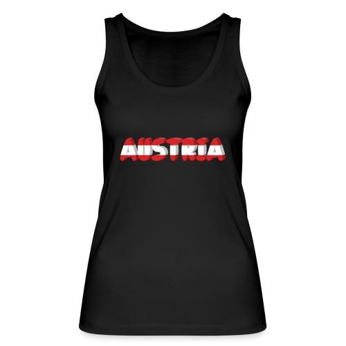 Austria Textilien und Accessoires - Frauen Bio Tank Top von Stanley & Stella