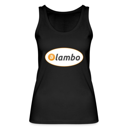 Lambo - option 1 - Women's Organic Tank Top by Stanley & Stella