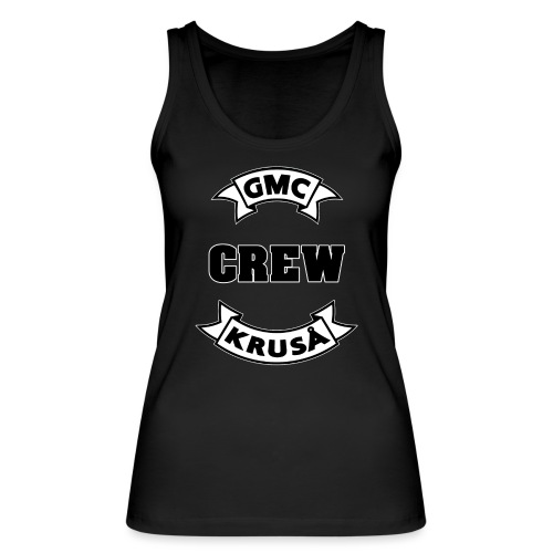 GMC CREWSHIRT - KUN FOR / CREW MEMBERS ONLY - Økologisk Stanley & Stella tanktop til damer