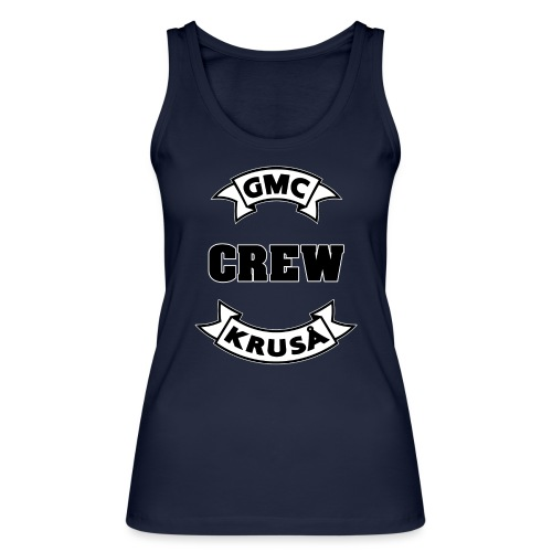 GMC CREWSHIRT - KUN FOR / CREW MEMBERS ONLY - Økologisk Stanley & Stella tanktop til damer