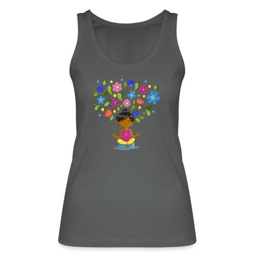 Meditation - Gedanken formen Deine Welt - Frauen Bio Tank Top von Stanley & Stella