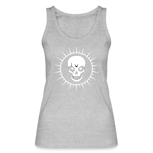 Skull - Women's Organic Tank Top by Stanley & Stella
