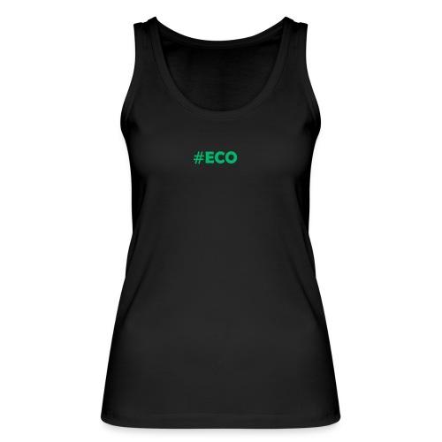 #ECO Blue-Green - Frauen Bio Tank Top von Stanley & Stella
