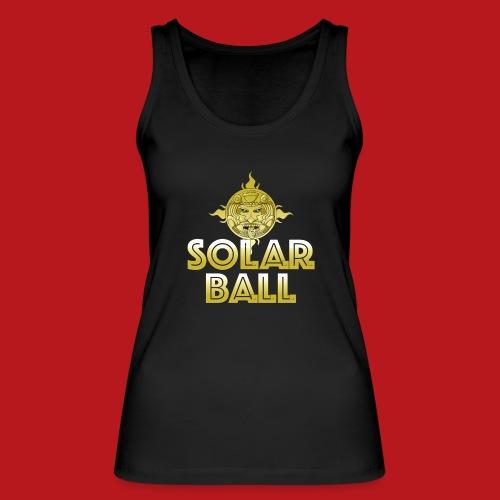 Solar Ball - Débardeur bio Femme
