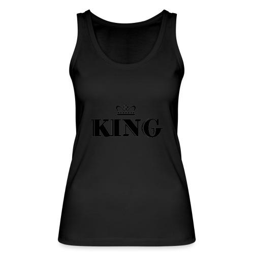 King - Frauen Bio Tank Top von Stanley & Stella